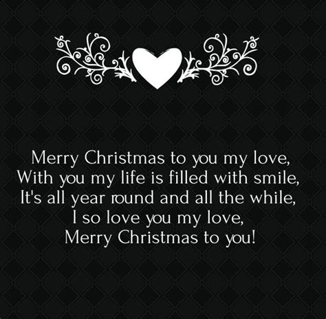 romantic ideas boyfriend merry christmas happy  year  quotes christmas love quotes