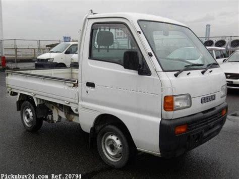 Bendix Suzuki Futura 1 3 F 1998 suzuki carry truck autowini car truck