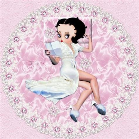 Betey Pink 17 best images about betty boop by f on valentines abs and steam