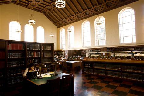 my housing ucla inside powell library s main reading room photo credit stephanie diani