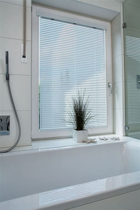 blinds suitable for bathrooms twin line particularly suitable for glazing bead