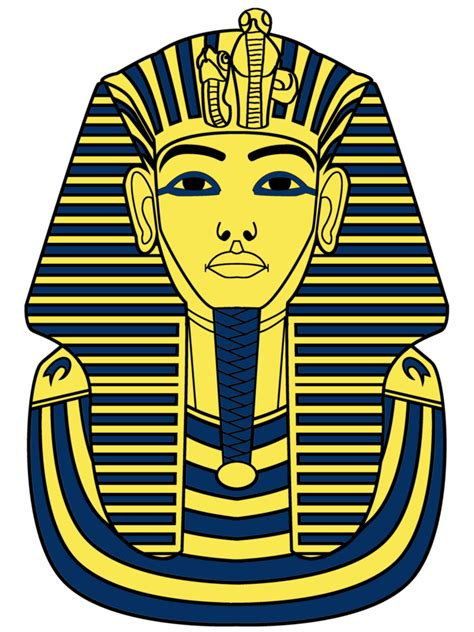 king tut mask template tutankhamun illustration tutankhamun reference