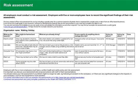 risk assessment report risk assessment report hyeseon yu