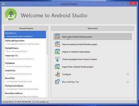 android studio 2 0 tutorial pdf español convert responsive website into an android app