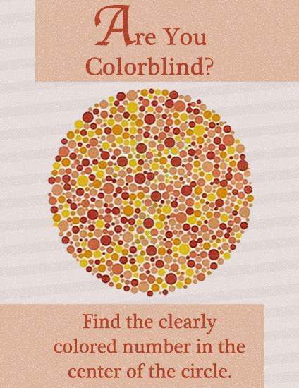 colorblind testo science are you colorblind