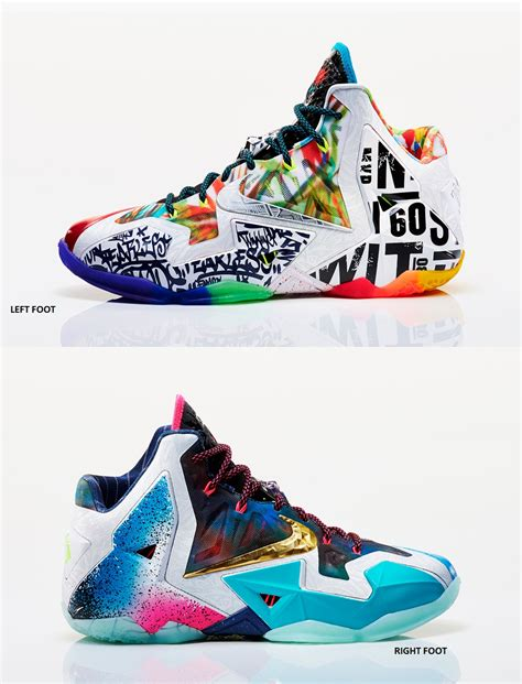 the lebron sneakers nike quot what the quot lebron 11 kd vi lebron 11 and nike lebron