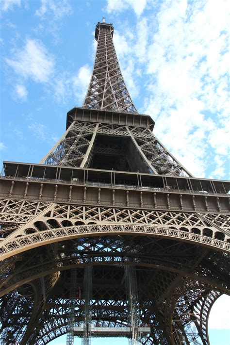 eiffel tower floor l base the eiffel tower during day and night my incredible