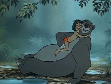 libro frog and the stranger image junglebook baloo mowgli jpg disney wiki fandom powered by wikia