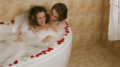 sexy in bathtub valentines day skip the fancy meal and go straight to the sex the chart cnn
