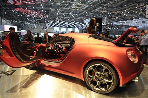 alfa romeo 4c concept geneva 2011 alfa romeo 4c concept