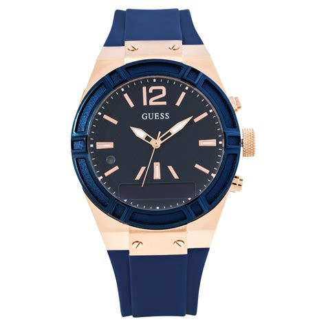 Smartwatch Guess guess smartwatch blau kaufen manor