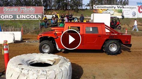 santa maria monster truck show wait for it badass hummer drives at santa maria raceway