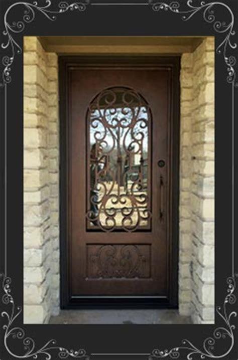 Exterior Doors Dallas Wrought Iron Doors Cost Wrought Iron Doors Design For Exterior Door Whomestudio