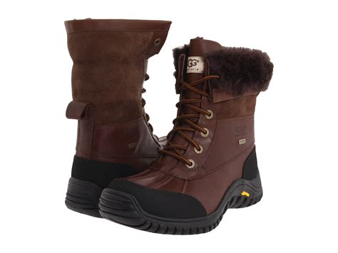 zappos boots ugg adirondack boot ii zappos free shipping both ways