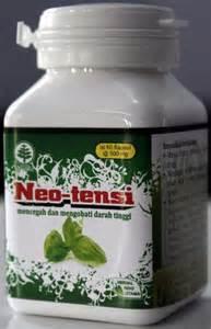 Obat Herbal Sesak Nafas Pada Ayam neo tensi mencegah dan mengobati darah tinggi 60 kapsul