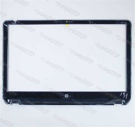 Frame Lcd Dan Engsel Laptop black lcd front panel for hp envy m6 m6 1000 screen frame display bezel assembly 728833 001