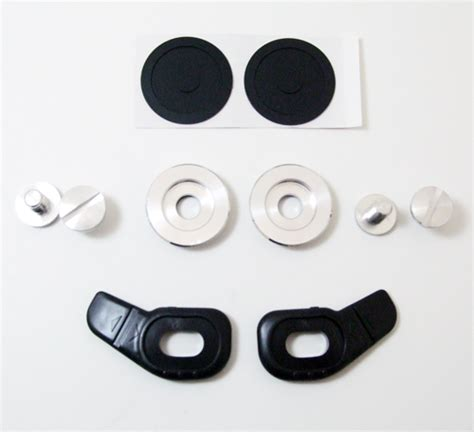 Ic Duct3 Smoke Arai Helmet pet original rear spoiler wing 01 for arai gp5 gp6 white