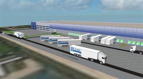 class warehouse layout and simulation warehouse design class cirrus logistics