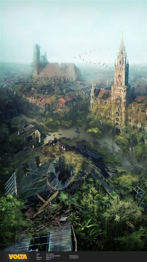 video games ruins post apocalyptic crysis munich cities