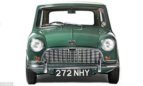 Mini Original top ten best built cars of all time mini comes