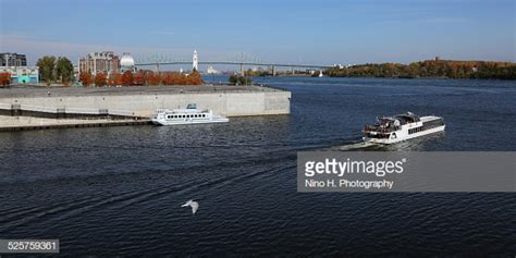 free boats montreal boat in the stlawrence river montreal stock photo getty