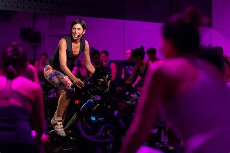 Vol 3 Fashion Week Edition Pt 1 by Fitness Dossier Vol 5 Peloton Cycle