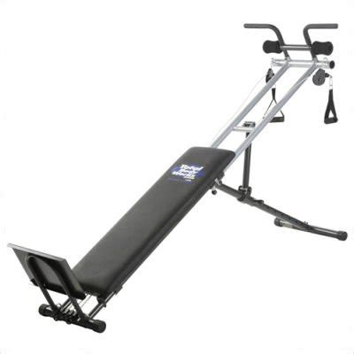 weider total works 5000 home fitness and
