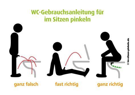 Spray Gegen Läuse 760 by Wc Gebrauchsanleitung F 252 R Im Sitzen Pinkeln Falsch Fast
