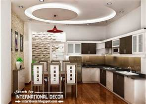 Kitchen Ceiling Design 10 Unique False Ceiling Designs Made Of Gypsum Board