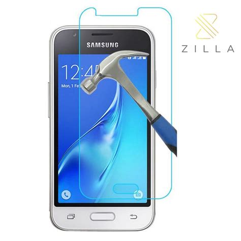 Zilla Tempered Glass 0 26mm For Samsung Galaxy Promo zilla 2 5d tempered glass curved edge 9h 0 26mm for samsung galaxy j1 mini 2016 j1 nxt