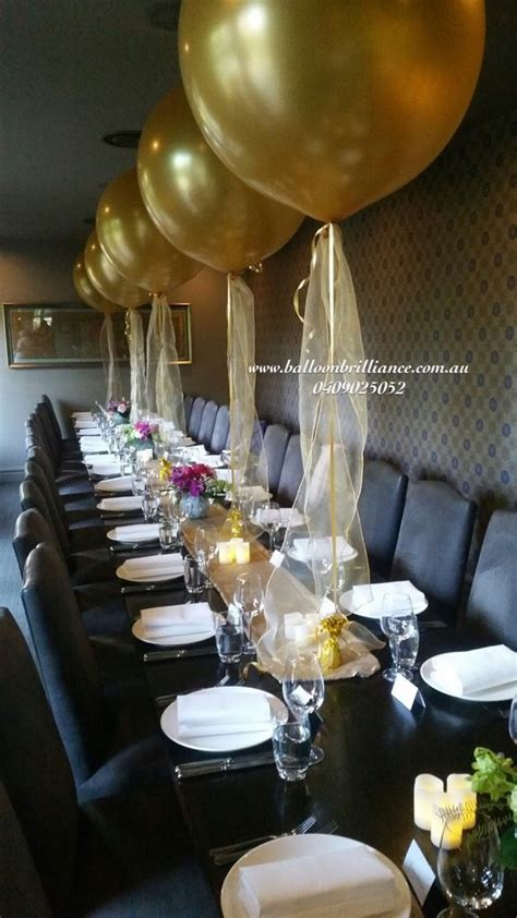 superb set    ottoman restaurant giantballoons
