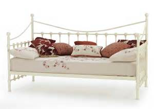 Daybeds Uk Only Seillesmar Single Metal Guest Day Bed