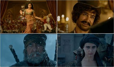 filme schauen thugs of hindostan thugs of hindostan trailer aamir katrina and amitabh s