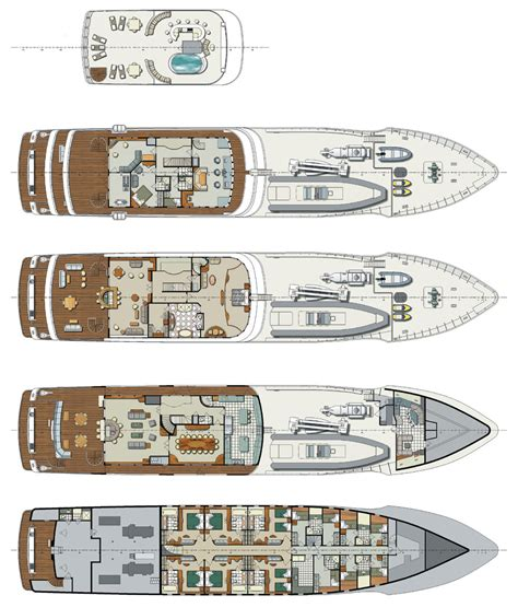 luxury yacht floor plans the ulyses 192 superyacht superyachts news luxury