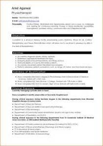 Resumes How To Write by Resume Technical Wa Writer