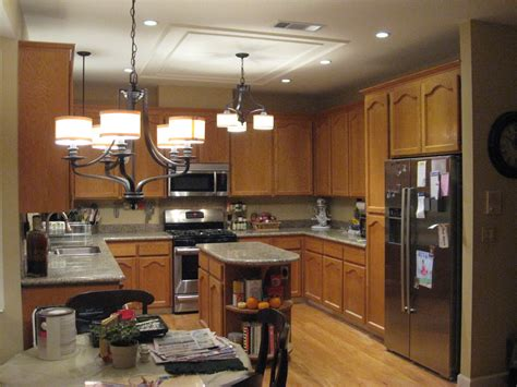 Best Fluorescent Light For Kitchen Stunning Fluorescent Kitchen Lighting Remodel Decorative