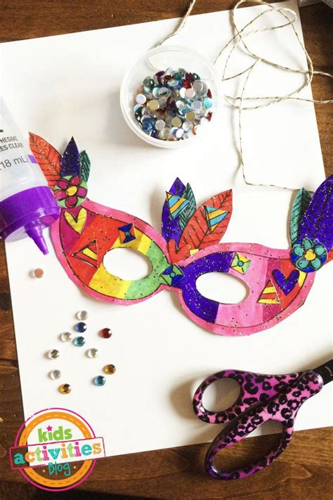 printable masks to decorate 19 free mardi gras mask templates for kids and adults