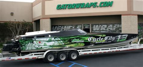boat decals and wraps boat wraps boat graphics decals gatorwraps