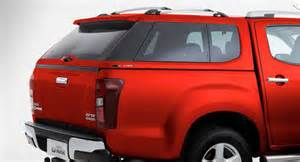 Suv Plus Canopy by Isuzu Fits D Max Pickup With New Hard Top Canopy