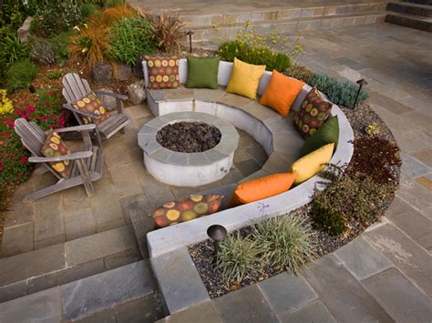 Sunken Designs Let You Explore The Depths Of Style Garden Firepits