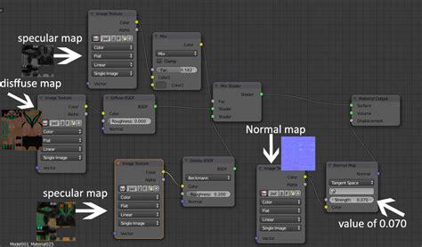 blender xna tutorial blender node setup update by dragonlord720 on deviantart