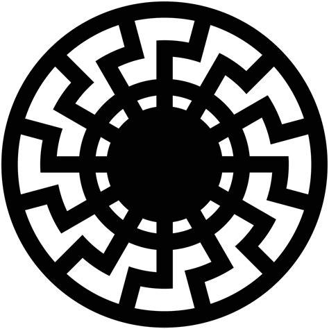 Soleil Noir Symbole Occulte Wikip 233 Dia Black Sun Meaning