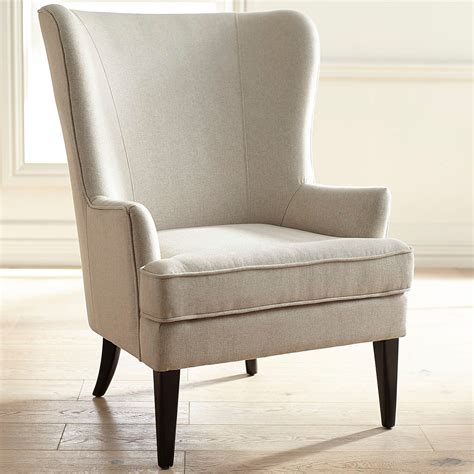 asher flax armchair pier imports