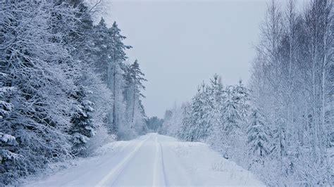 winter images winter road wallpaper background 3908 2560x1440 umad com