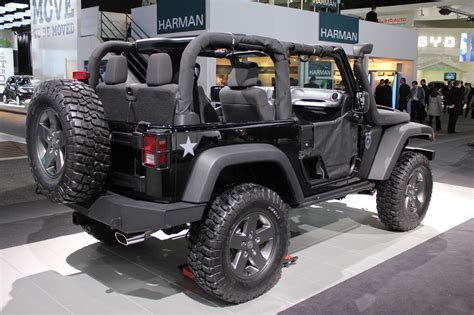 Jeep Wrangler Special Ops Car Pictures And Photo Galleries Autoblog