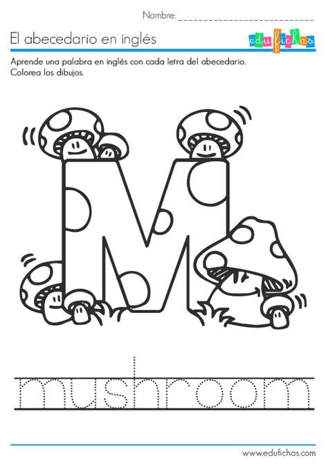 meter imagenes a pdf el abecedario en ingl 233 s fichas educativas infantiles gratis