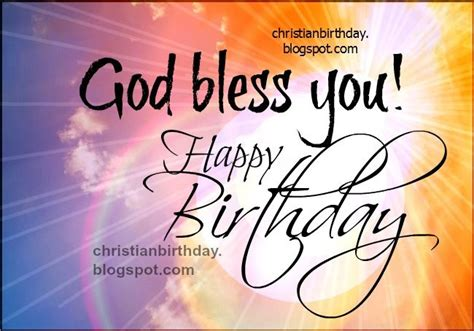 god bless you happy birthday pictures photos and images