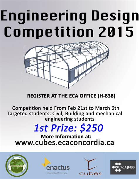 design competition engineering engineering design competition 2015 concordia university