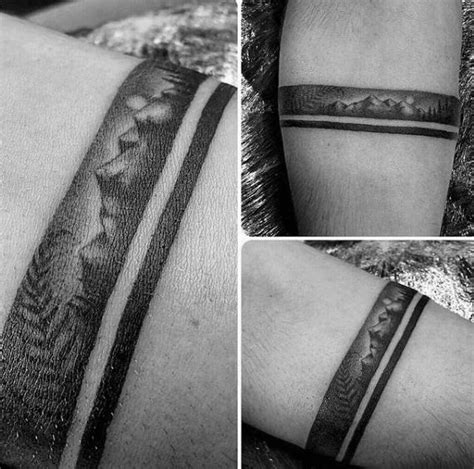 solid black armband tattoo meaning collection of 25 black armband on muscles