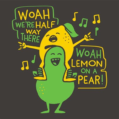 On A by Lemon On A Pear T Shirt Snorgtees